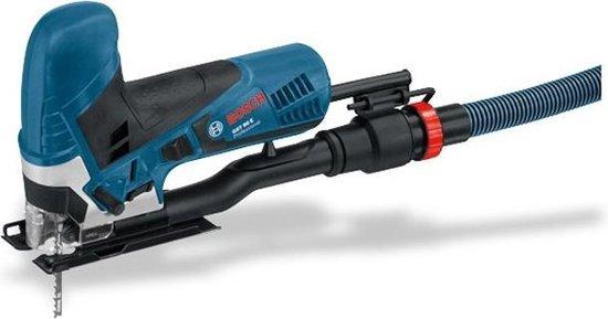 Bosch Professional GST 90 E Decoupeerzaagmachine + 25 x zaagbladen Speed for Wood